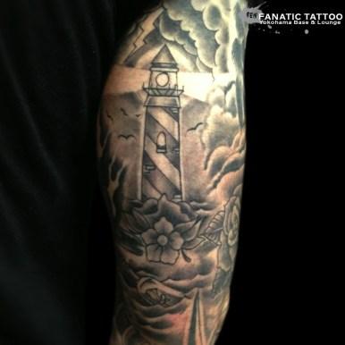 灯台 light house