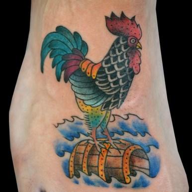 ニワトリ rooster