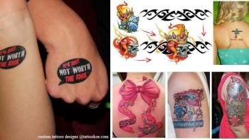 custom tattoos designs