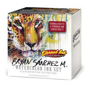 Eternal Ink Bryan Sanchez Set