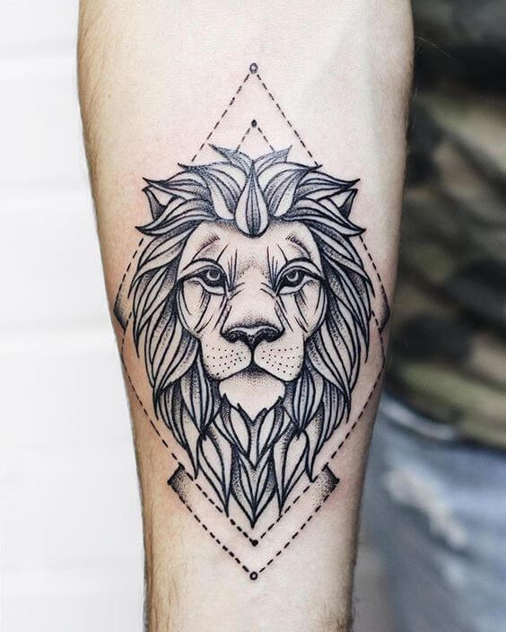 Alpha Male Tattoo : alpha, tattoo, Tattoos, Attractive, Tattooli.com