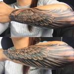 131 Angel Wings Tattoo Ideas And Meanings 2020 Gallery