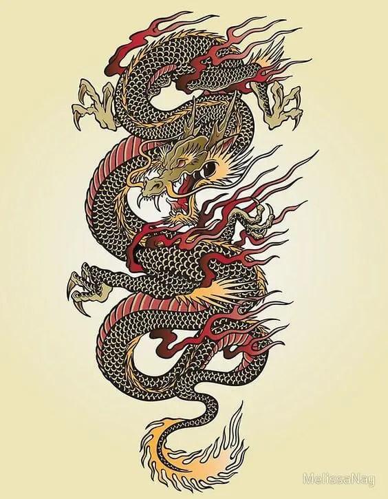 10 dragon tattoo ideas