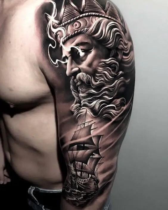 80+ Greek tattoo ideas in 2020   greek tattoos, spartan tattoo...