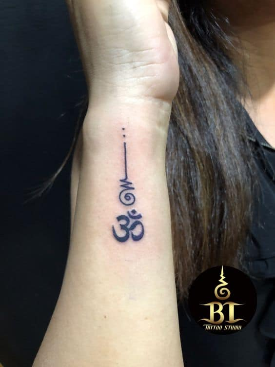 Hindu Tattoo Design : hindu, tattoo, design, Hindu, Tattoos, Ideas, Explained, Gallery