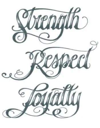 Loyalty Tattoo Meaning : loyalty, tattoo, meaning, Ideas, Loyalty, Tattoo, Meanings, Designs