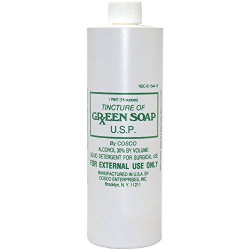 Cosco Tincture of Green Soap