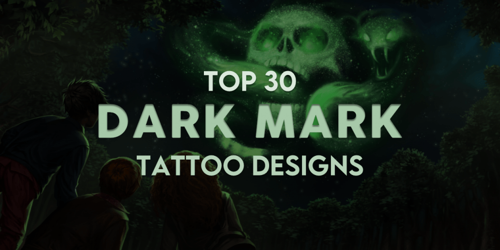 dark mark tattoos