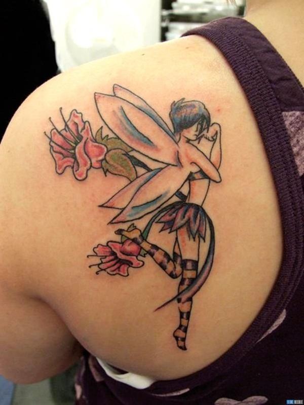 Tendance Tattoo 170 Meilleurs Dessins De Tatouage D Ange Qui Vous Feront Tomber Amoureux Photos Tattoolist Source Et Guide N 1 De Tatouages Et Piercings Tendance
