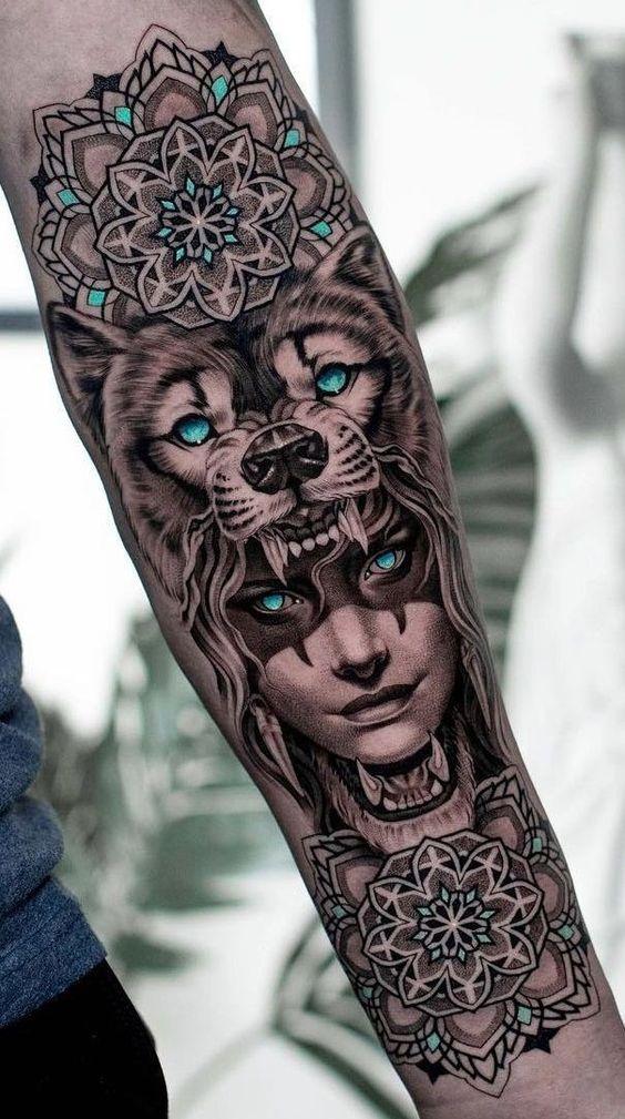 Collection idées tatouage homme 2020 - 20 motifs pour vous inspirer