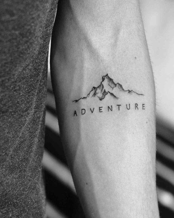 Tatouage aventure