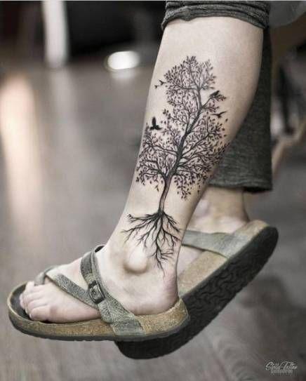 Beau motif arbre de vie