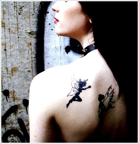dessins de tatouage de fée (16)