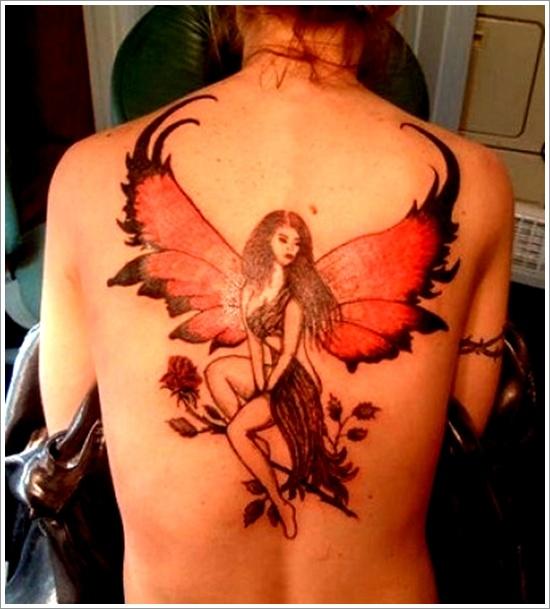dessins de tatouage de fée (19)