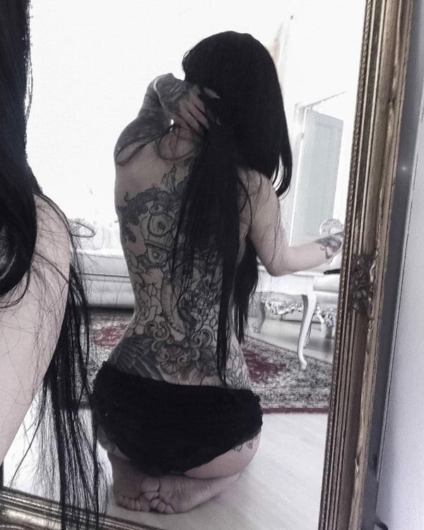 tatouages d'éléphant