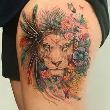 Signification de tatouage de guépard 16