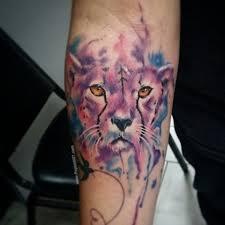 Signification de tatouage de guépard 32