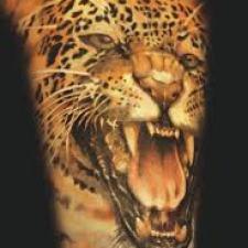 Signification de tatouage de guépard 39