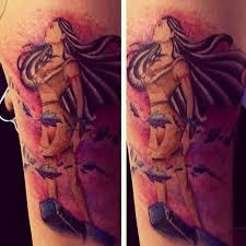 Signification de tatouage de Pocahontas 26