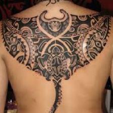 Signification de tatouage de raie manta 5