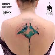 Signification de tatouage de raie manta 30