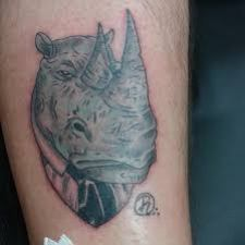 Signification de tatouage de rhinocéros 20
