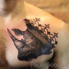 Signification de tatouage de rhinocéros 19