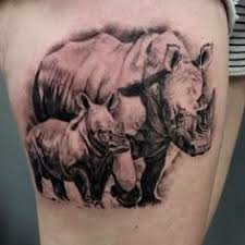 Signification de tatouage de rhinocéros 32