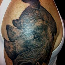 Signification de tatouage de rhinocéros 36