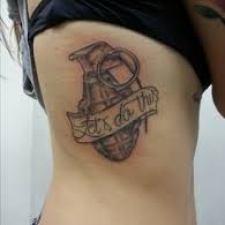 Signification de tatouage de grenade 3