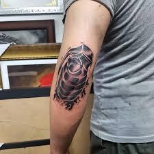 Signification de tatouage de grenade 21