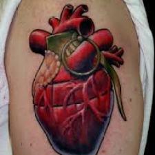 Signification de tatouage de grenade 32