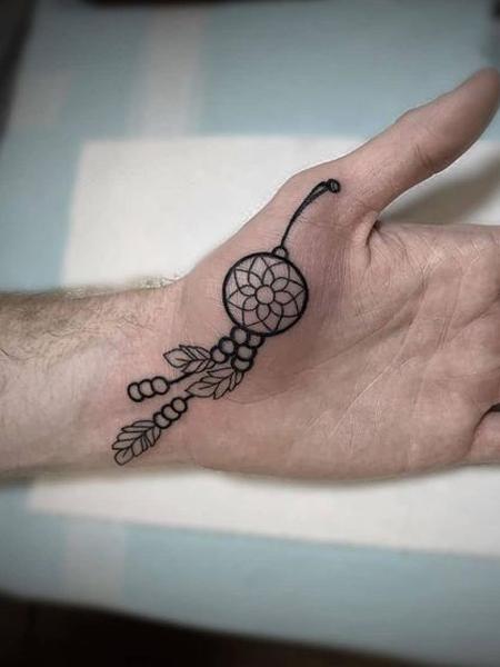 , 15 tatouages d'attrape-rêves pour hommes – TattoosStyle.it  (En images)