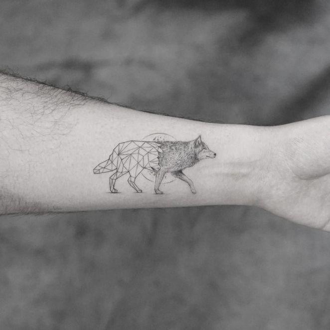 , Tatouages d'animaux: 75 belles idées en photos   (En images)