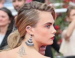 , Les tatouages de Cara Delevingne : ce qu'ils sont et ce qu'ils signifient  (En images)