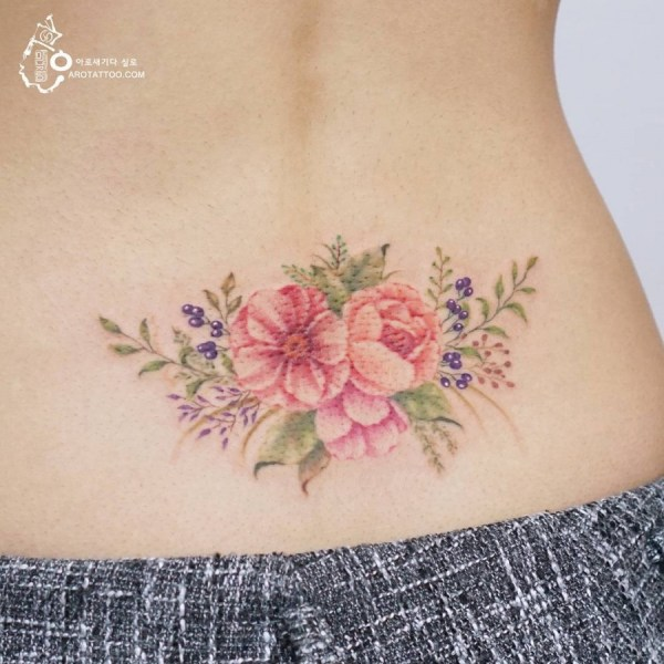 01c3b857f 20+ Berry Tattoo Flower Pictures and Ideas on Weric