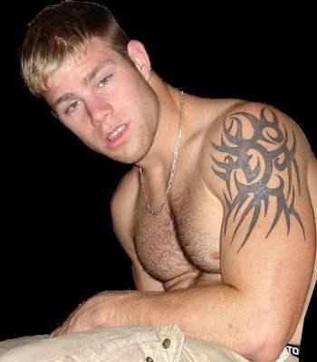 Simple Tattoo For Men Shoulder