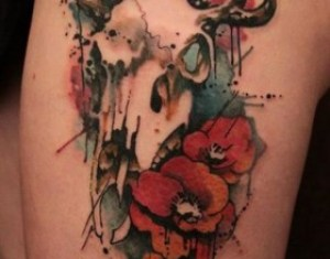 Tribal Bull Head Tattoos Tattoo Designs Ink Works Gallery