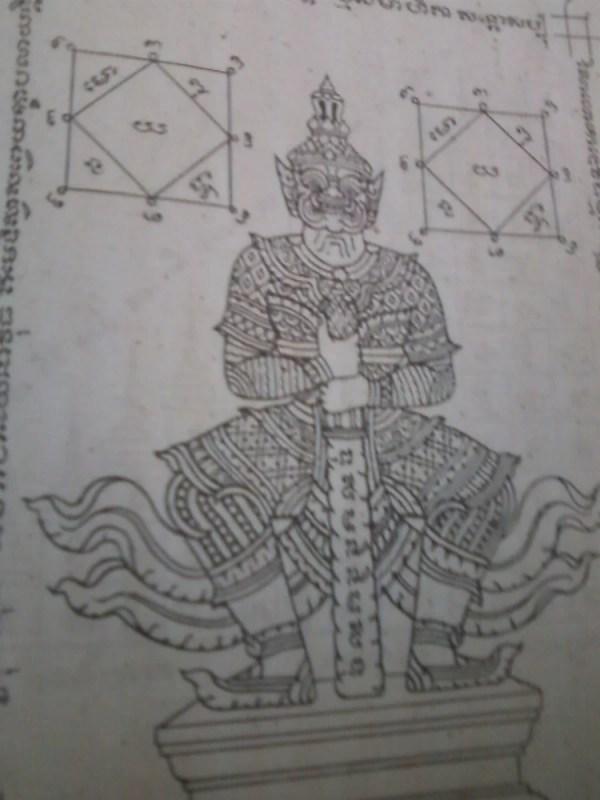 Khmer Tattoos Art