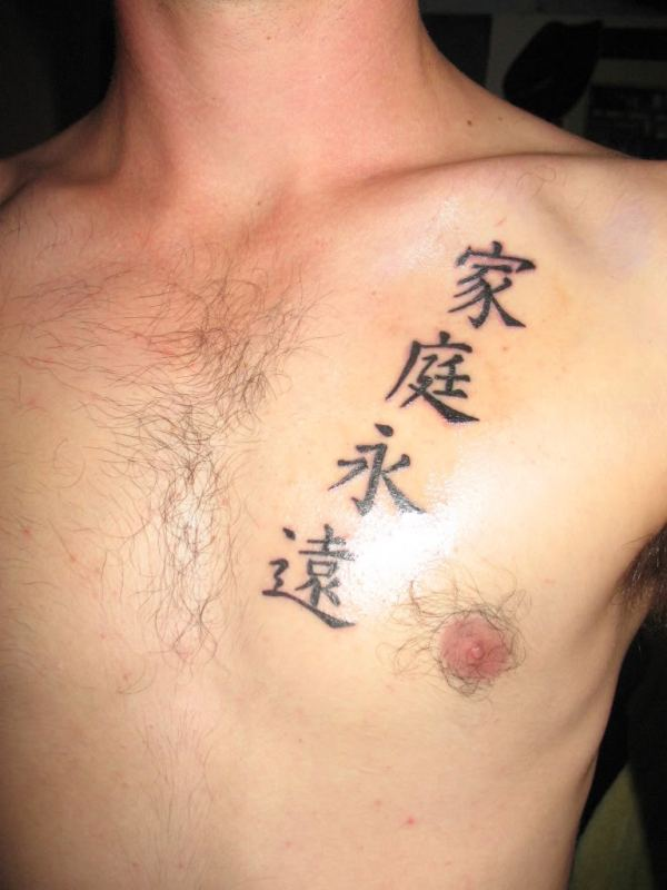 20 Japanese Words Tattoos For Men Ideas And Designs