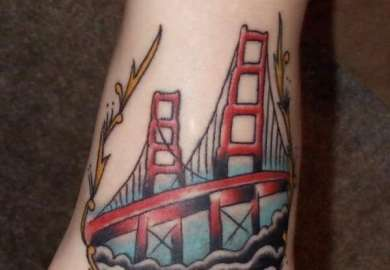 San Francisco Tattoo Tattoo Pictures Designs