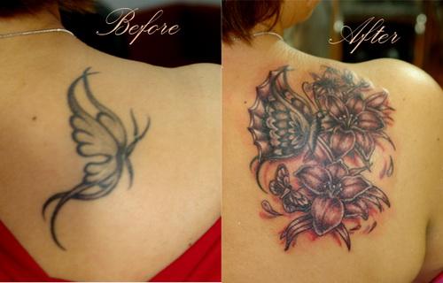 upper cover tattoo ideas