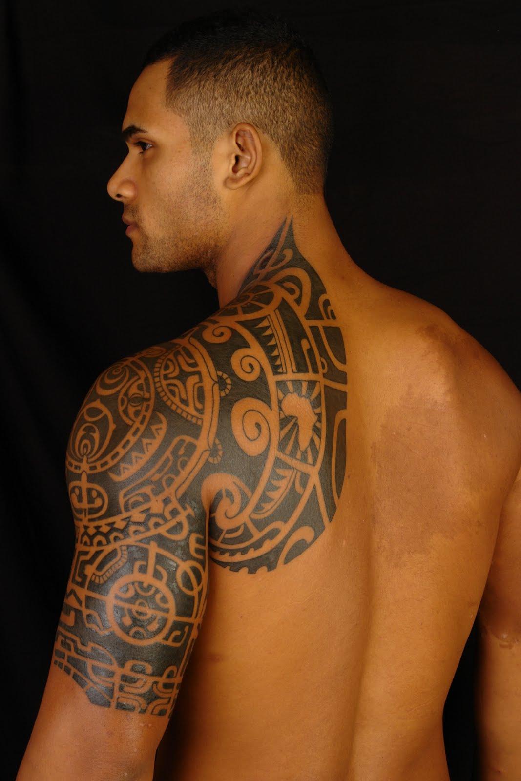 Dwayne The Rock Johnson New Tattoo