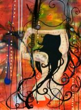 Tattoo Masquerade Art Floor Artist Sheridan Furrer