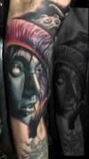 Josh Hagan Book your appointment! Legacy Tattoo Studio Arizona