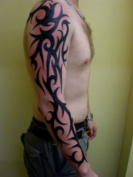 tribal tattoo sleeve tattoos arm designs whole cool body sleeves