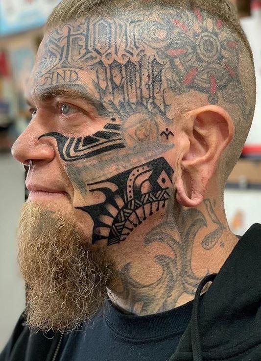 Tribal Face Tatto : tribal, tatto, Trendy, Tattoos, Ideas, Women, Tattoo