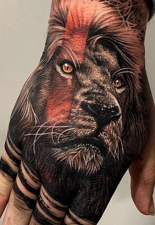 Animal Hands Tattoos : animal, hands, tattoos, Trendy, Tattoos, Tattoo
