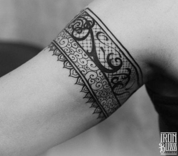 Die schnsten Armband Tattoos fr Frauen