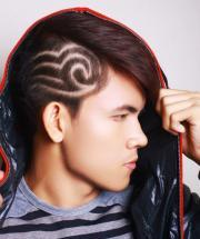 hair tattoo design